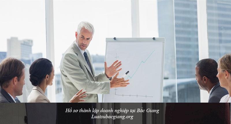 Hồ sơ thành lập doanh nghiệp tại Bắc Giang