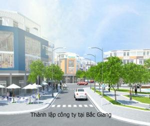 Dịch vụ thành lập công ty tại Bắc Giang