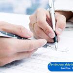 Tư vấn soạn thảo hợp đồng tại Bắc Giang