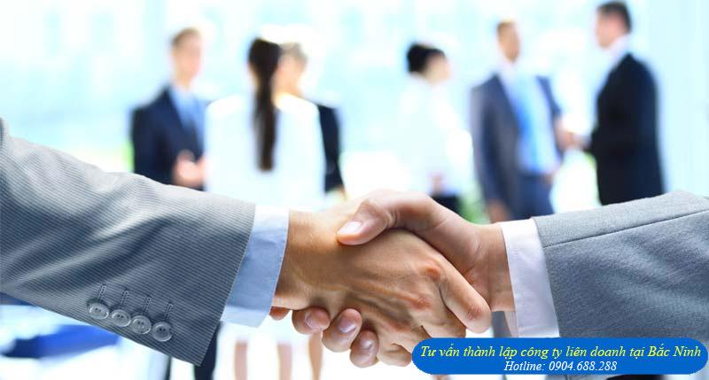 Tư vấn thành lập công ty liên doanh tại Bắc Ninh