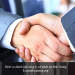 Dịch vụ thành lập công ty cổ phần tại Bắc Giang