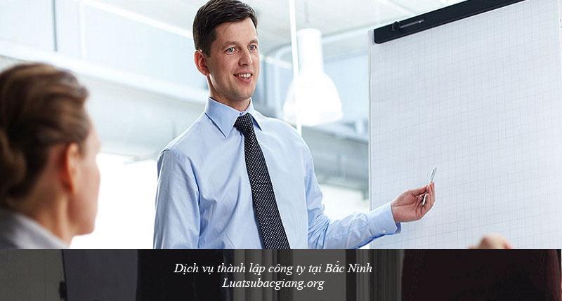 Dịch vụ thành lập công ty tại Bắc Ninh