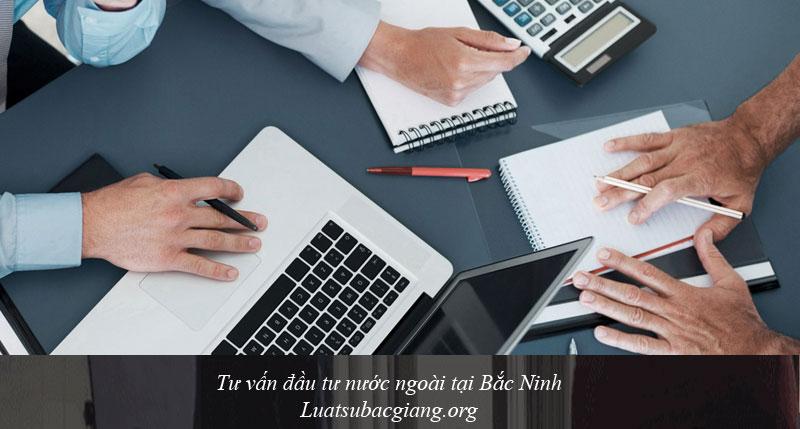 Tư vấn đầu tư nước ngoài tại Bắc Ninh