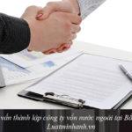 Tư vấn thành lập công ty vốn nước ngoài tại Bắc Ninh